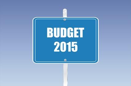 panneau budget 2015