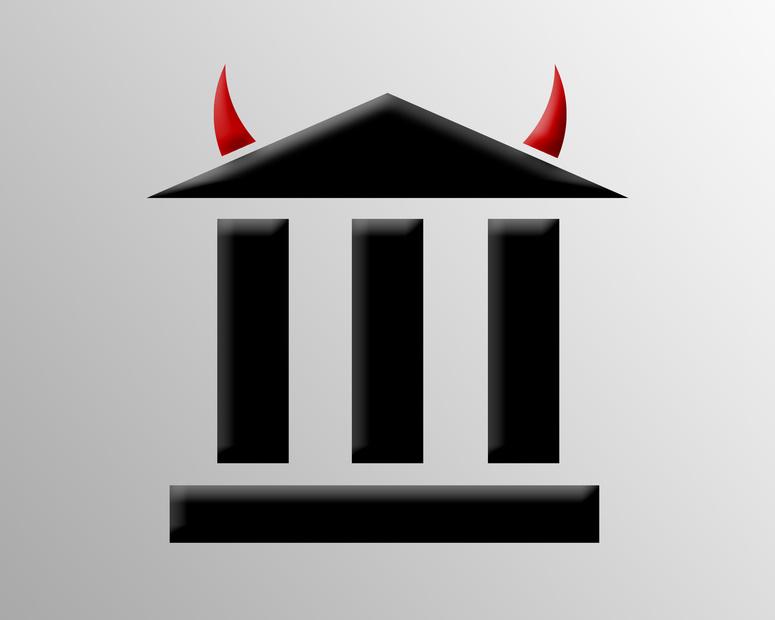 Bad Bank Symbol