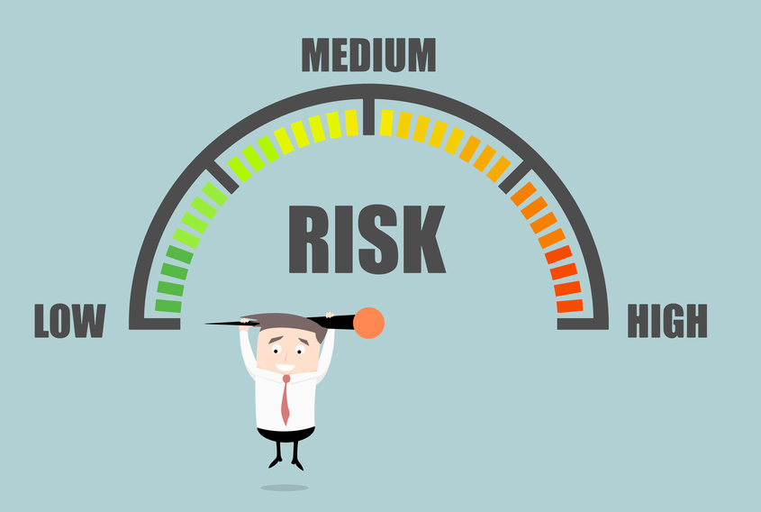 Risk Meter Person